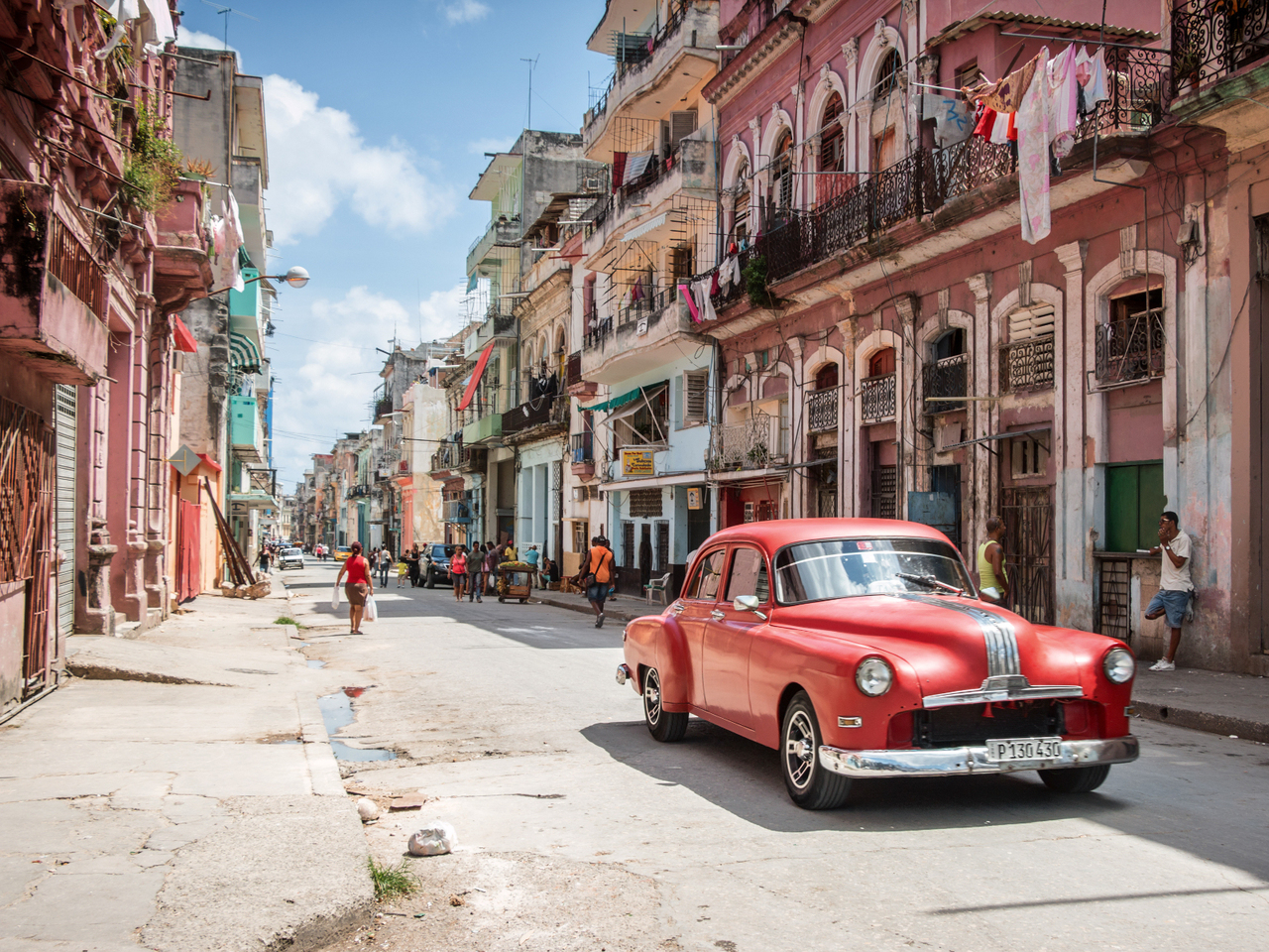 Cuba: la chiave del Golfo