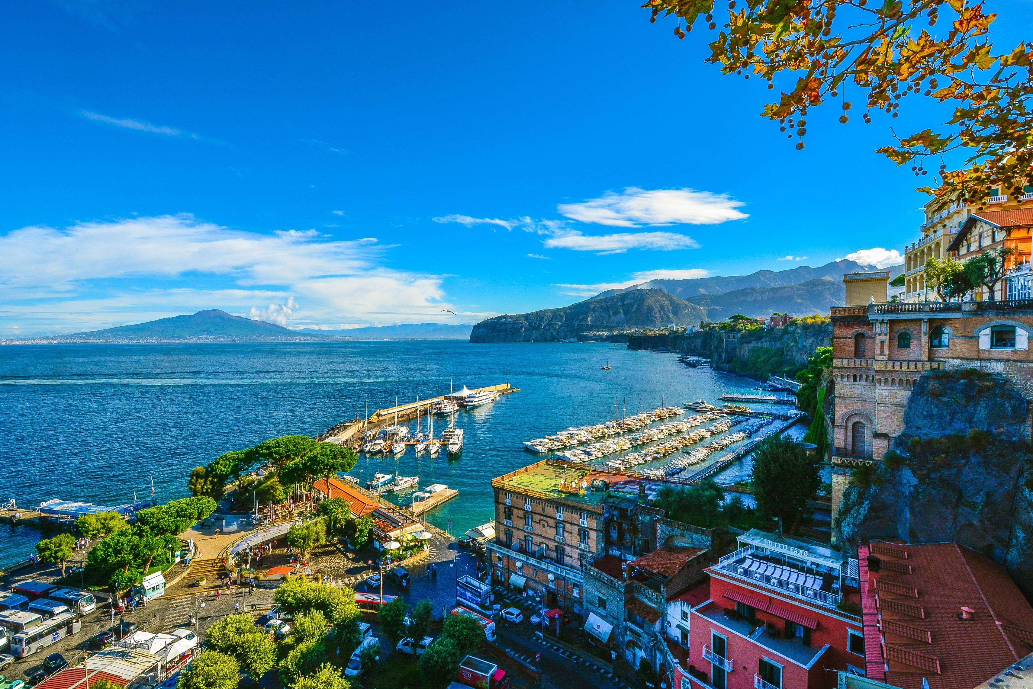 Le due Costiere: Amalfitana e Sorrentina
